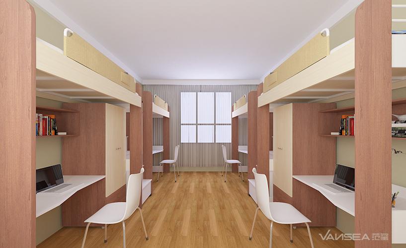 木制高架床多功能组合上床下桌